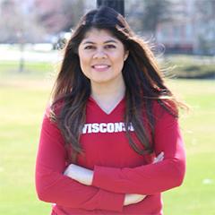 Headshot of student ambassador Alexa Tellez.